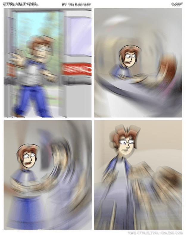Motion Blur Meme : motion, Inevitable, Motion