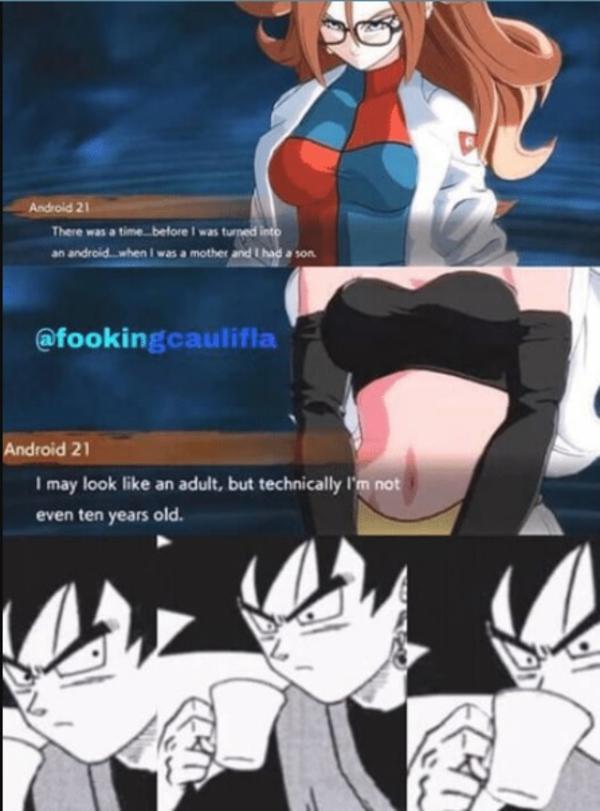Black Goku Meme : black, Black, Reaction, Dragon