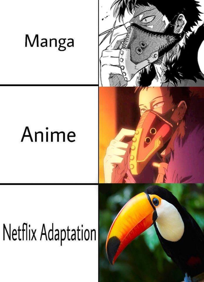 Manga Anime Netflix Adaptation : manga, anime, netflix, adaptation, Manga, Anime, Netflix, Adoption, Adaptation