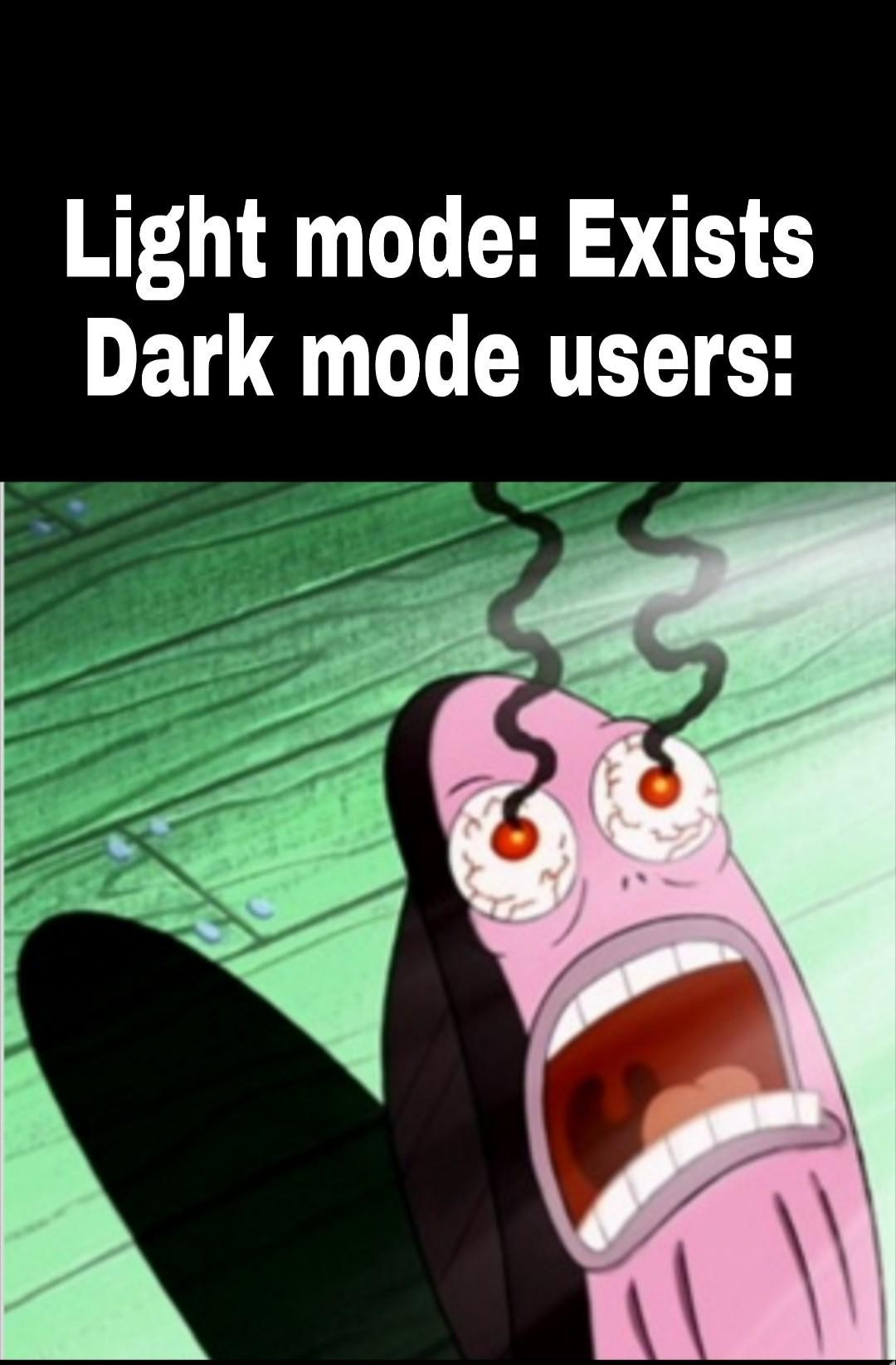 Light Eyes Meme : light, SpongeBob, SquarePants