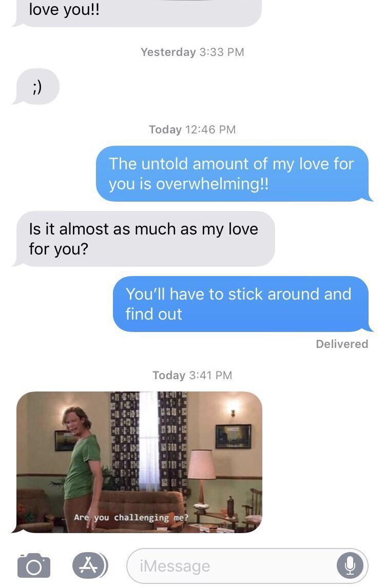 I Love My Girlfriend Meme : girlfriend, Telling, Girlfriend, R/wholesomememes, Wholesome, Memes