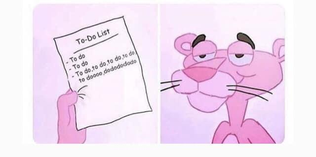 meme checkpoint 10/28 #11 | The Pink Panther | Know Your Meme