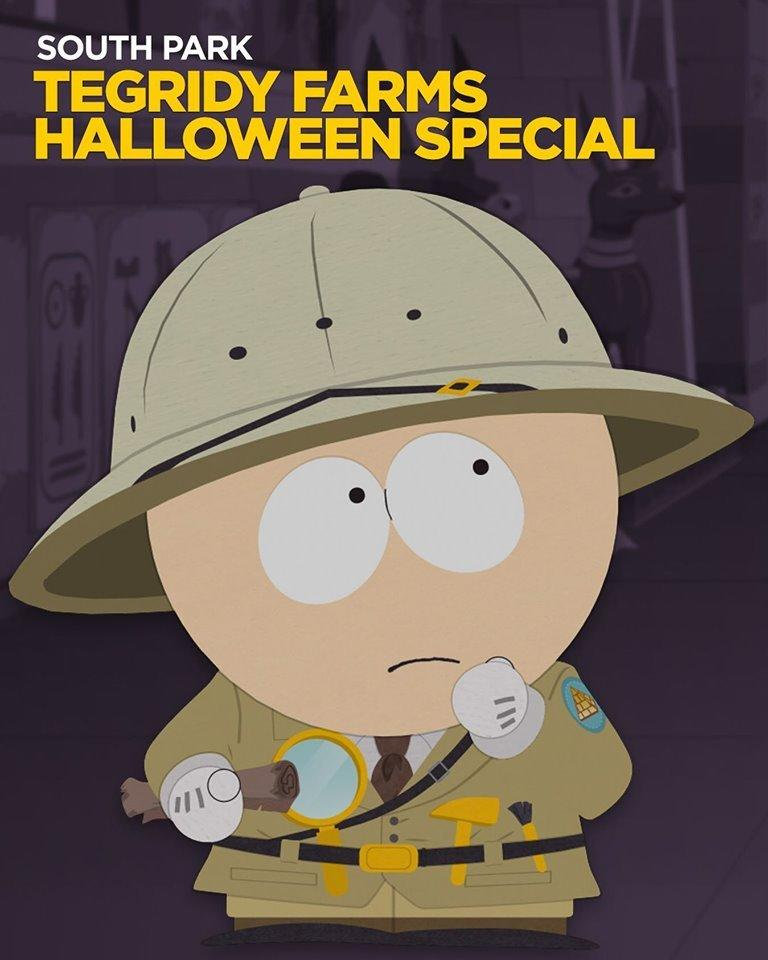Tegridy Farms South Park : tegridy, farms, south, Tegridy, Farms, Halloween, Special, South