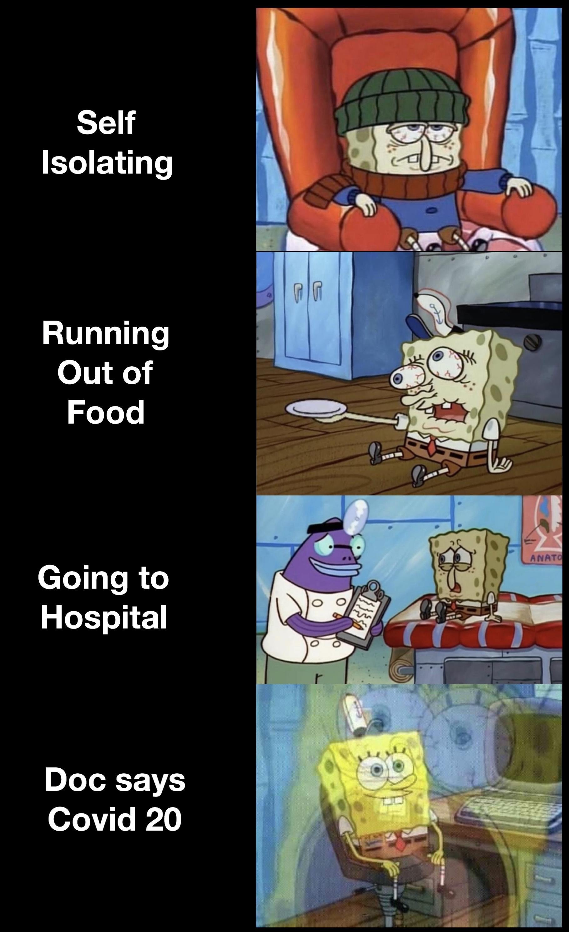 Spongebob Barnacles Be Gone : spongebob, barnacles, Barnacles, /r/BikiniBottomTwitter, SpongeBob, SquarePants