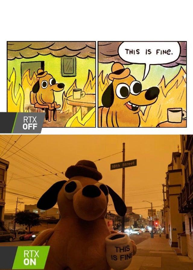 Everythings Fine Meme : everythings, Everything