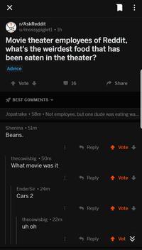 Cars 2 Beans : beans, Nigga, Eating, Beans