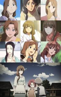Anime Dead Mom Hair : anime, Anime, Hair:, Image, Gallery, (List, View)