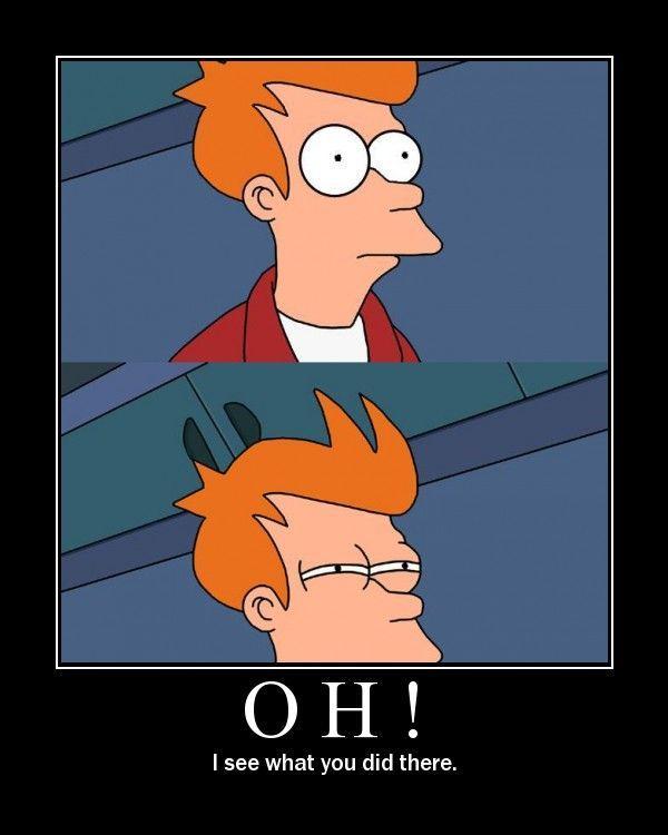 Can T Tell If Meme : Futurama