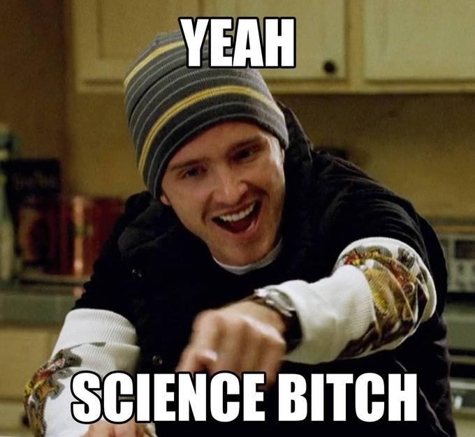 Yeah Science, Bitch | Mercúrio retrógrado