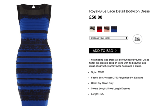 Royal-Blue Lace Detail Bodycon Dress £50.00 SIZE UICE Choose your Size ADD TO BAG  data-recalc-dims=