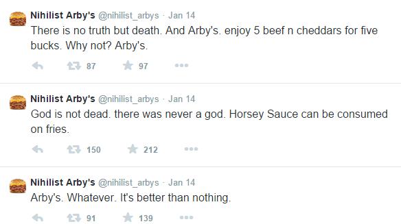 nihilist arby s know