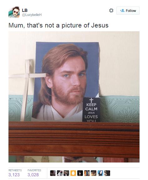 25+ Best Memes About Jesus Obi Wan   Jesus Obi Wan Memes