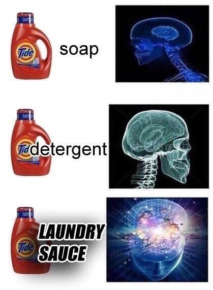laundry sauce know your