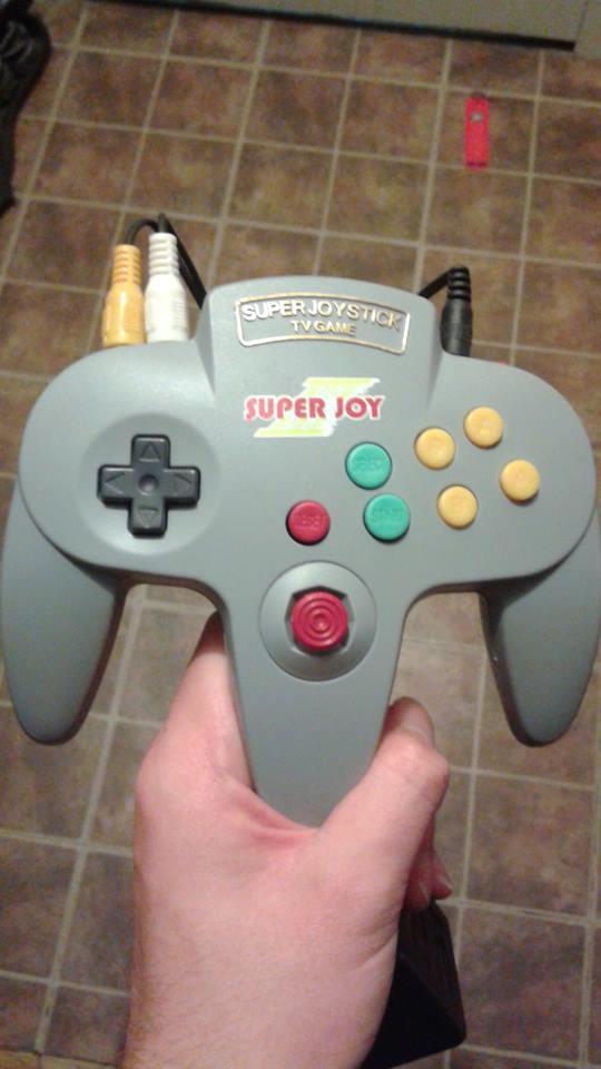 N64 Controller Meme : controller, Bootleg, Nintendo, Controller?, Knock