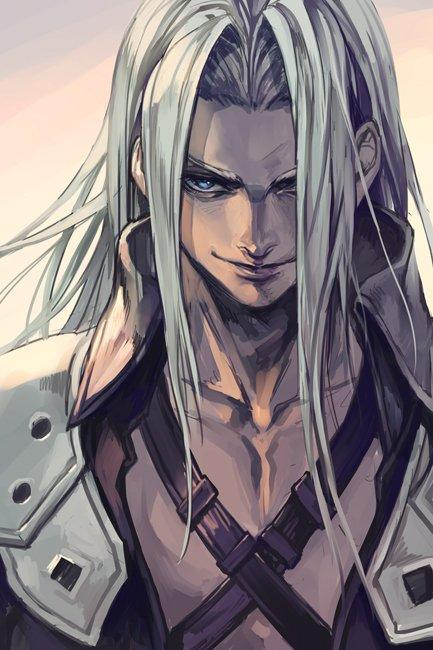 sephiroth by hankuri final