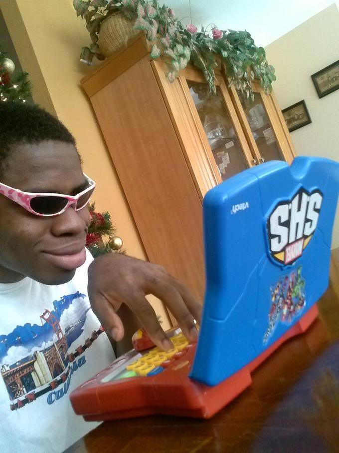 Black Guy On Computer Meme : black, computer, Beckford