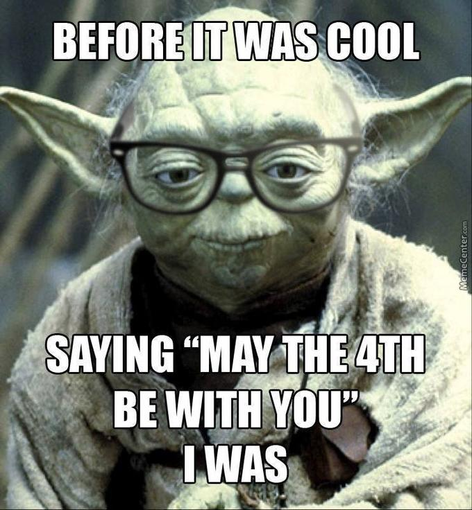 "The Best ""May the 4th Be With You"" Memes 