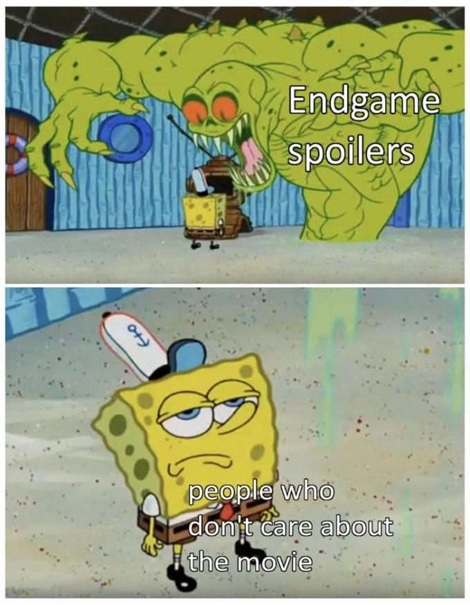 Spongebob Unphased by Dutchman Monster - Meme Template and...