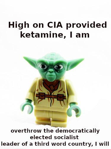 Yoda Honda Civic : honda, civic, Yoda's, Ketamine, Addiction