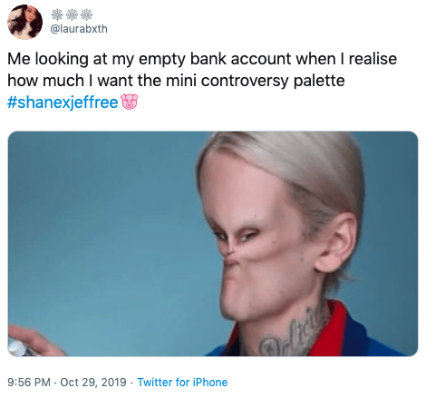 Can T Afford The Beautiful World Of Jeffree Star Know Your Meme