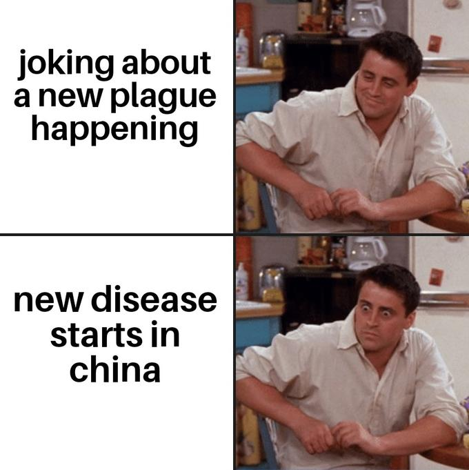 Memes Are The Only Cure For The Wuhan Coronavirus | Know Your Meme