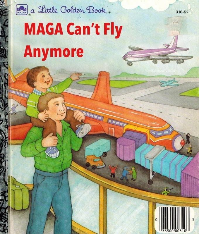 Little Golden Book. a 310-57 GOLDEN MAGA Can't Fly Anymore vicsepulveda 33500 00310 Airplane Airplane Aircraft Air travel Aviation Aerospace engineering Airline Propeller-driven aircraft Aircraft engine Model aircraft Aerospace manufacturer Service General aviation Monoplane Illustration Airliner Military aircraft