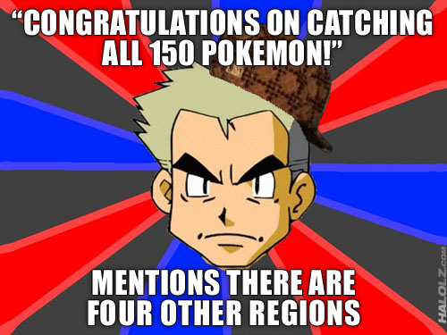 congratulations on catching all