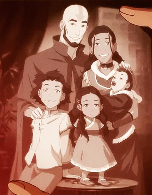 Zuko Family : family, Happy, Family, Avatar:, Airbender, Legend, Korra
