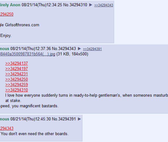 Not Entirely Anon Thu1234