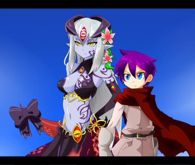Monmusu Quest Zenshou Makereba Youjo Ni Okasareru Anime Cartoon Fictional Character
