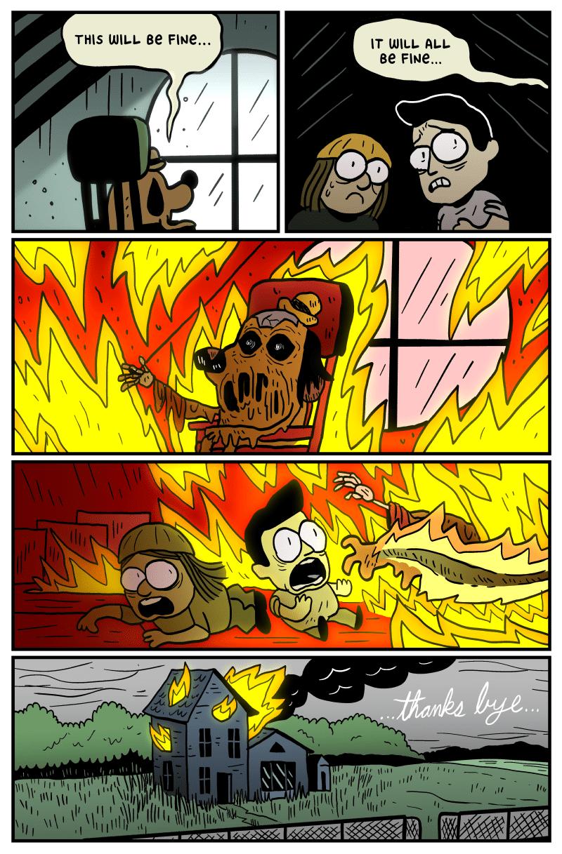 It Will Be Fine Meme : Webcomics