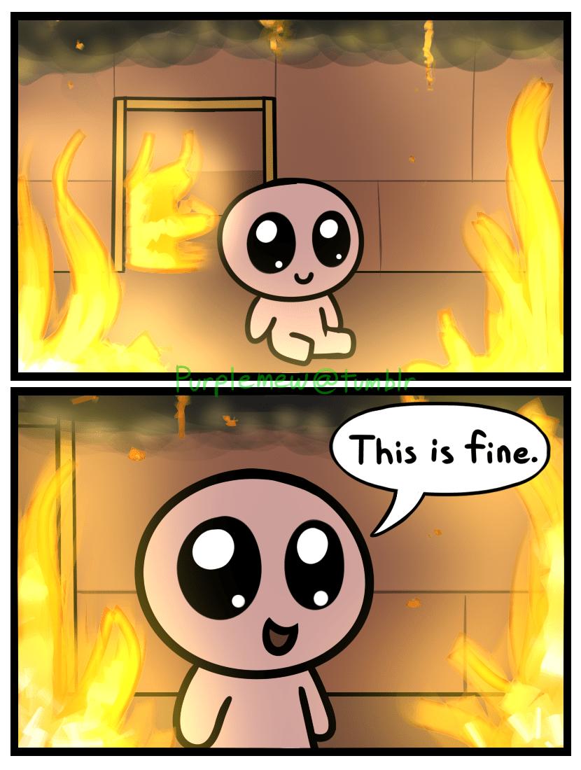 Everythings Fine Meme : everythings, Everything, Fine.