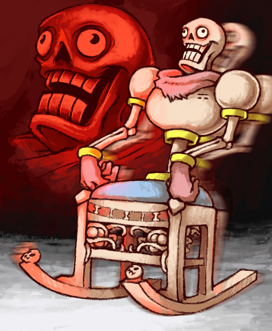 wake me up inside skeleton chair meme soft toddler chairs undertale know your cartoon art illustration