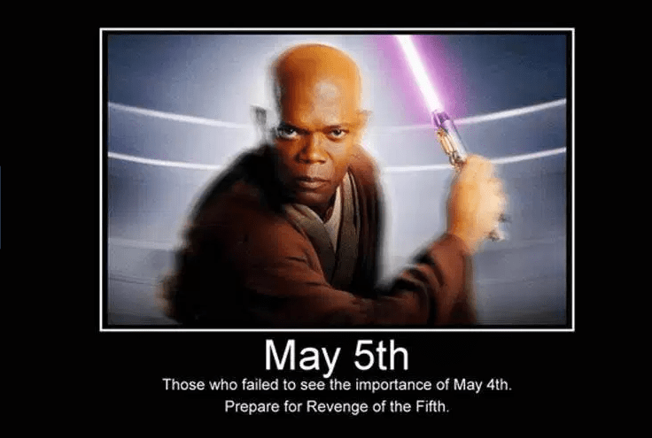 Demotivational Revenge of the Fifth | Revenge of the Fifth | Know ...