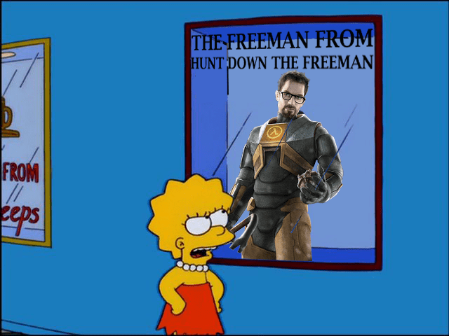 the freeman from hunt