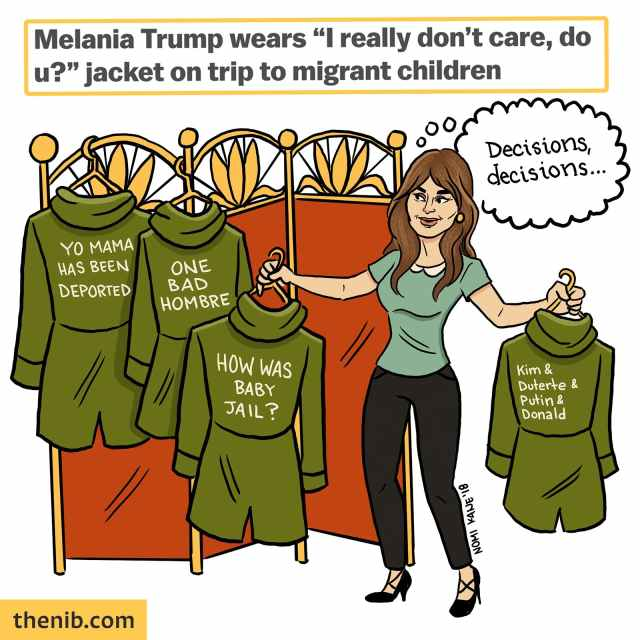 "Fashion Victims"" by Nomi Kane 
