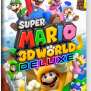 Super Mario 3d World Deluxe For Nintendo Switch