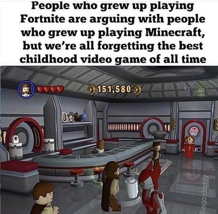 Lego Star Wars Lego Star Wars Video Game Series Know