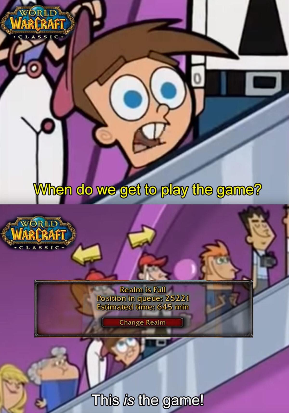 Wow Classic Memes : classic, memes, Really, Enjoying, Classic, Lads!, World, Warcraft