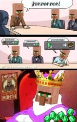 Villager trades be like /r/MinecraftMemes Minecraft Know Your Meme