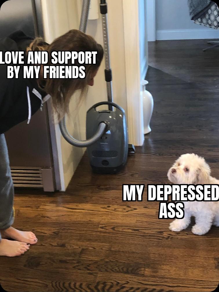 I Love My Friends Meme : friends, Friends, /r/wholesomememes, Wholesome, Memes