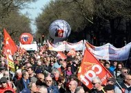 Pensions: opponents struggle to rally in protests