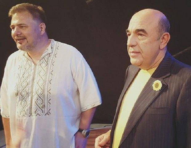 """Рабинович і Мураєв презентували партію """"Життя"""""""