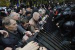 По некоторым данным, протестные настроения в Украине составили уже 55%!