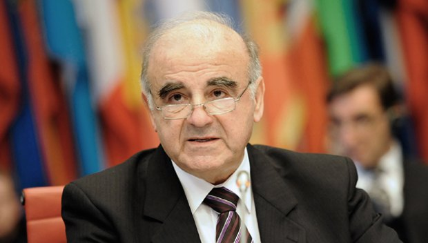 Maltese Foreign Minister George Vella