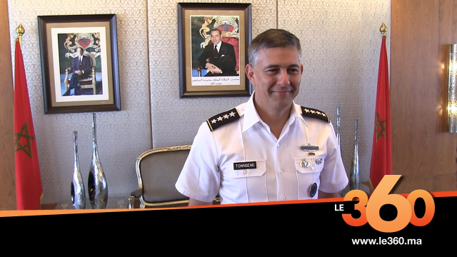 Cover_Vidéo: Le360.ma • Morocco is a major military ally of the United States, according to the head of AFRICOM