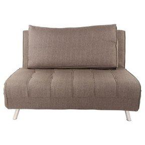 sofa cama individual mexico df leather sofas with nailhead trim en linio futon home collection monaco gris