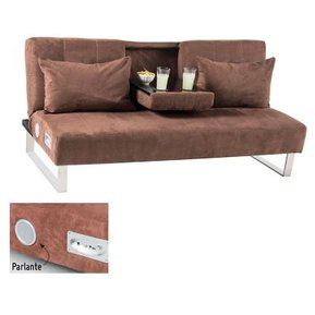 sofa cama individual mexico df loja e colchoes osasco en linio futon home collection cannes speak marron