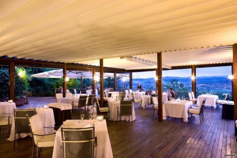 Ristorante con terrazza panoramica a Vicenza  Ristorante Antica Osteria Da Biasio  Foto 1