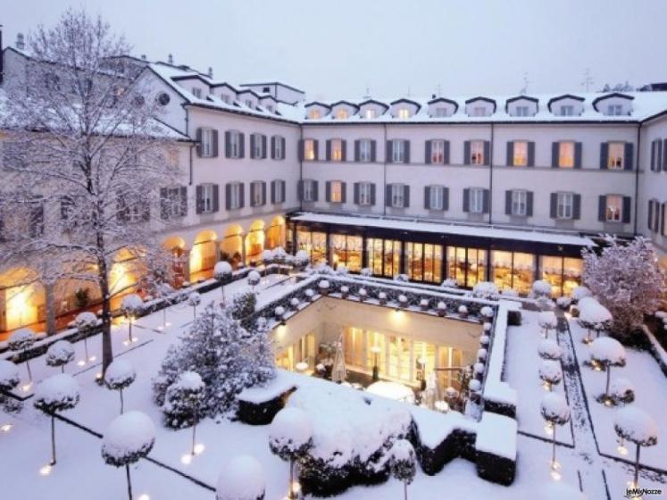 Four Seasons Hotel Milano  Location per matrimoni a